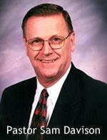 Pastor Sam Davison